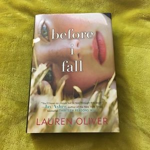 Before I Fall Book by Lauren Oliver